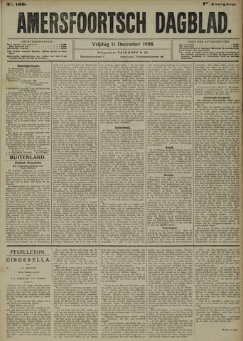 Amersfoortsch Dagblad 1908-12-11