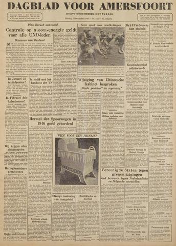 Dagblad voor Amersfoort 1946-12-31