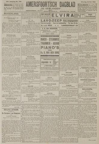 Amersfoortsch Dagblad / De Eemlander 1925-05-26