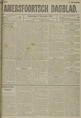 Amersfoortsch Dagblad 1902-11-13