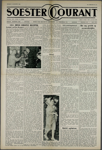 Soester Courant 1963-08-20