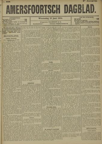 Amersfoortsch Dagblad 1904-06-22
