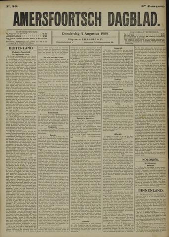 Amersfoortsch Dagblad 1909-08-05