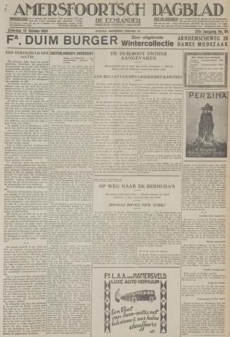 Amersfoortsch Dagblad / De Eemlander 1928-10-13