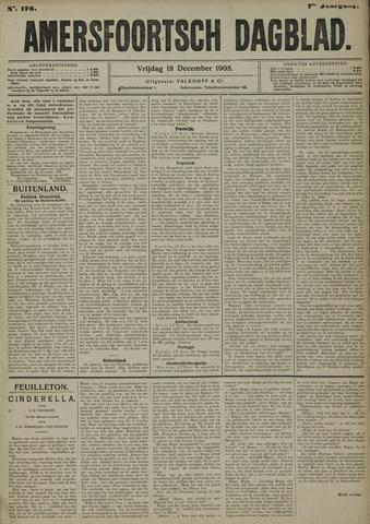 Amersfoortsch Dagblad 1908-12-18