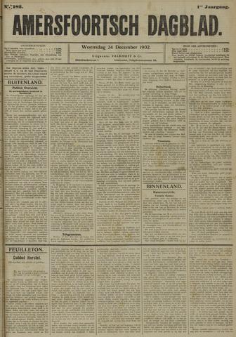 Amersfoortsch Dagblad 1902-12-24
