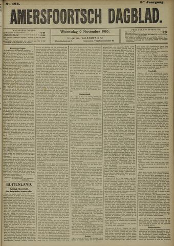 Amersfoortsch Dagblad 1910-11-09