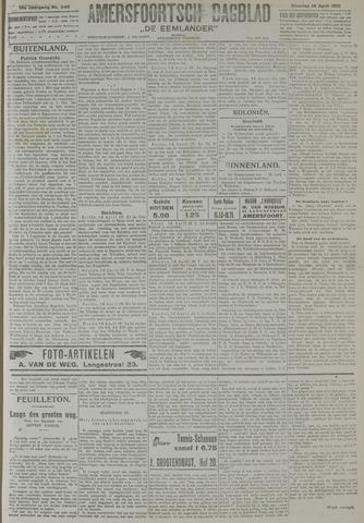 Amersfoortsch Dagblad / De Eemlander 1921-04-19