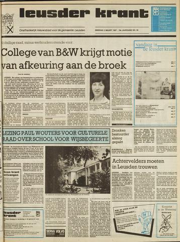 Leusder Krant 1987-03-03