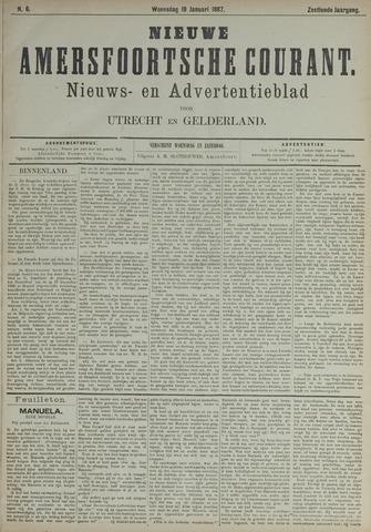 Nieuwe Amersfoortsche Courant 1887-01-19