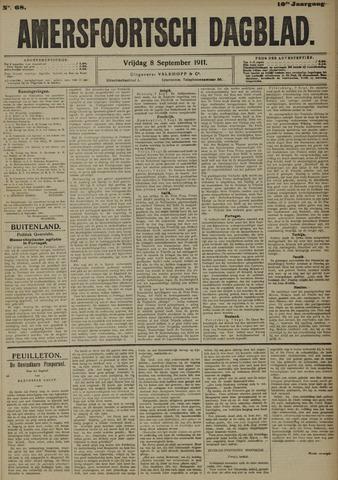 Amersfoortsch Dagblad 1911-09-08