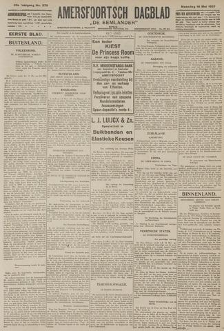 Amersfoortsch Dagblad / De Eemlander 1927-05-16