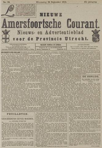 Nieuwe Amersfoortsche Courant 1916-09-20