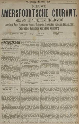 Nieuwe Amersfoortsche Courant 1881-05-25