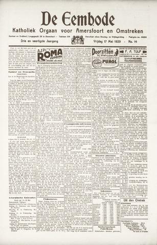 De Eembode 1929-05-17