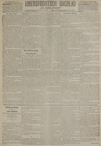 Amersfoortsch Dagblad / De Eemlander 1919-01-20