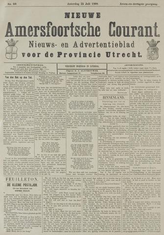Nieuwe Amersfoortsche Courant 1908-07-25