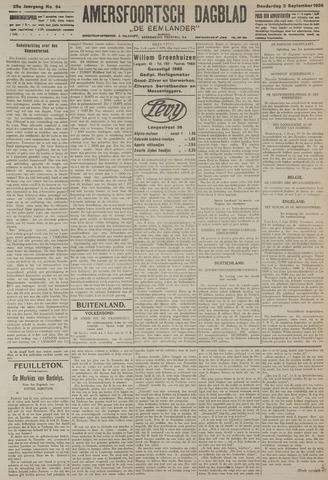 Amersfoortsch Dagblad / De Eemlander 1926-09-02