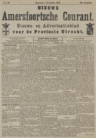 Nieuwe Amersfoortsche Courant 1917-12-08