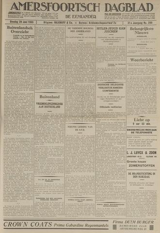 Amersfoortsch Dagblad / De Eemlander 1933-06-20
