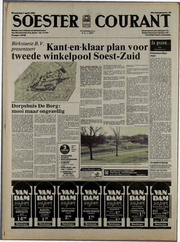 Soester Courant 1982-04-07