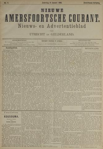 Nieuwe Amersfoortsche Courant 1888-01-14