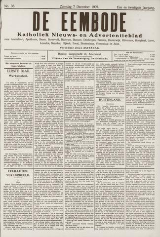 De Eembode 1907-12-07