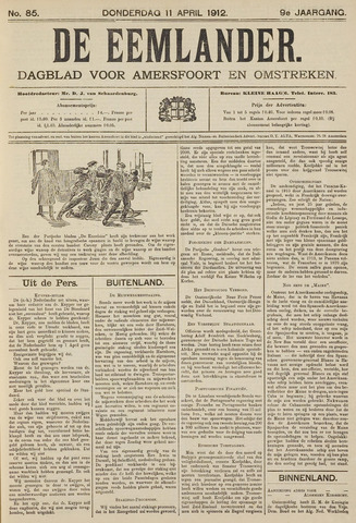 De Eemlander 1912-04-11