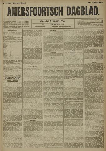 Amersfoortsch Dagblad 1912-01-06