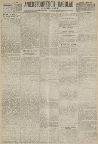 Amersfoortsch Dagblad / De Eemlander 1918-04-06