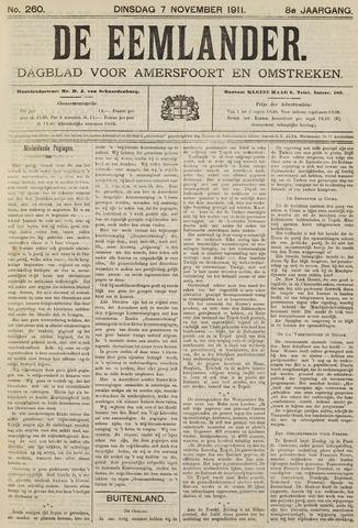 De Eemlander 1911-11-07
