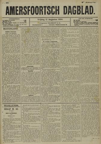 Amersfoortsch Dagblad 1904-08-12