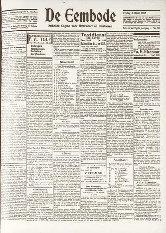 De Eembode 1935-03-08