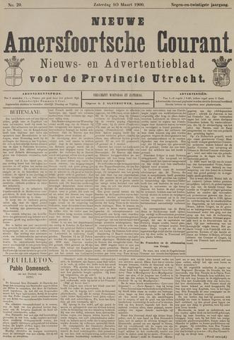 Nieuwe Amersfoortsche Courant 1900-03-10