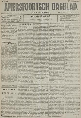 Amersfoortsch Dagblad / De Eemlander 1915-05-19