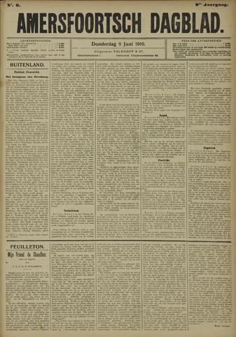Amersfoortsch Dagblad 1910-06-09