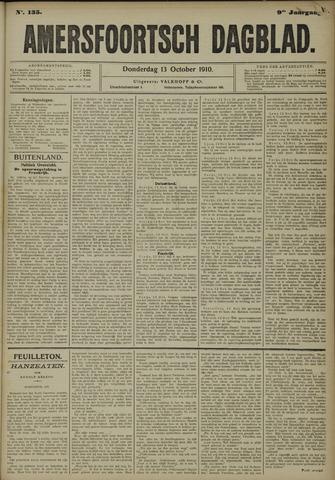 Amersfoortsch Dagblad 1910-10-13