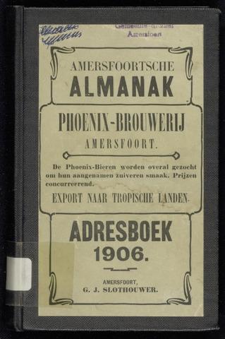 Adresboeken Amersfoort 1906