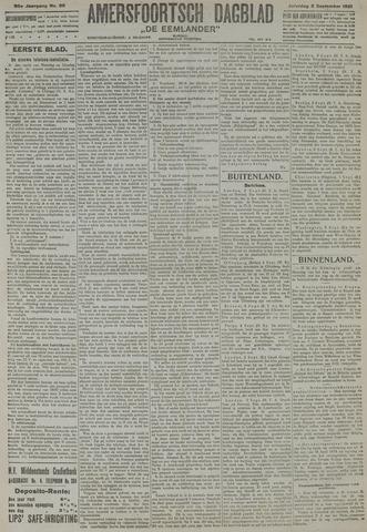 Amersfoortsch Dagblad / De Eemlander 1921-09-03