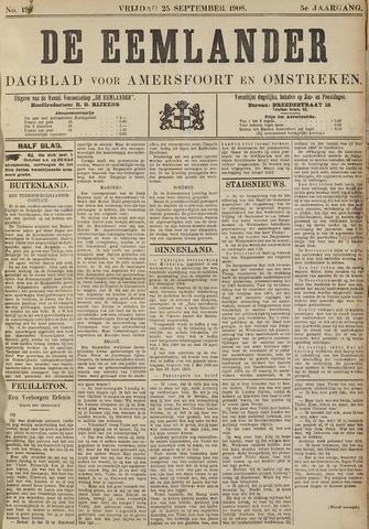 De Eemlander 1908-09-25