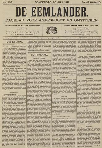 De Eemlander 1911-07-20