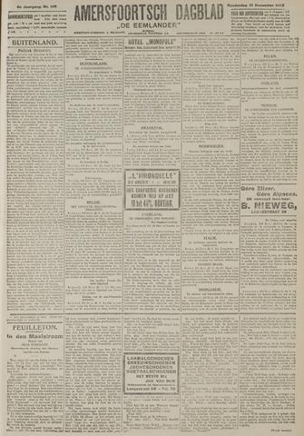 Amersfoortsch Dagblad / De Eemlander 1922-12-21
