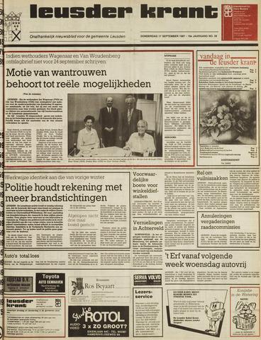 Leusder Krant 1987-09-17