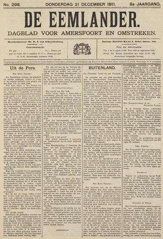 De Eemlander 1911-12-21