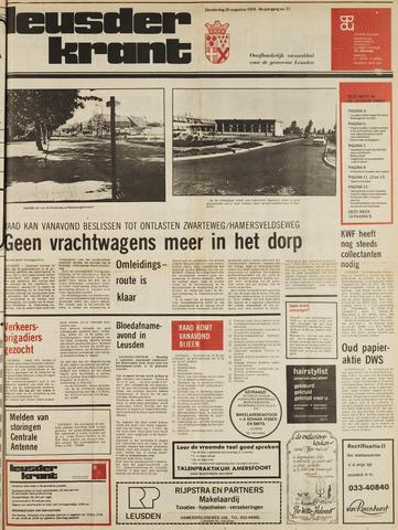 Leusder Krant 1976-08-26