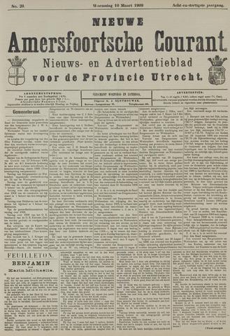 Nieuwe Amersfoortsche Courant 1909-03-10