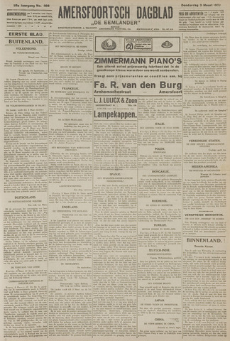 Amersfoortsch Dagblad / De Eemlander 1927-03-03