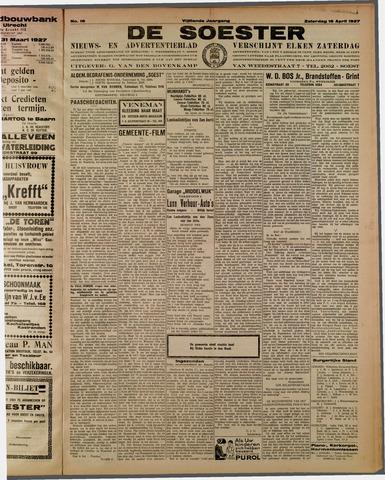 De Soester 1927-04-16