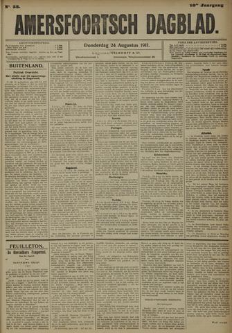 Amersfoortsch Dagblad 1911-08-24