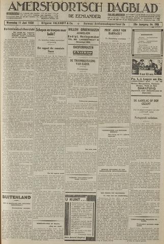Amersfoortsch Dagblad / De Eemlander 1930-06-11
